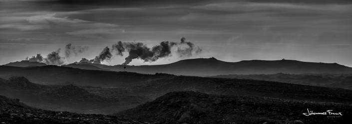 Panorama photographs Harvesting Earth Johannes Frank