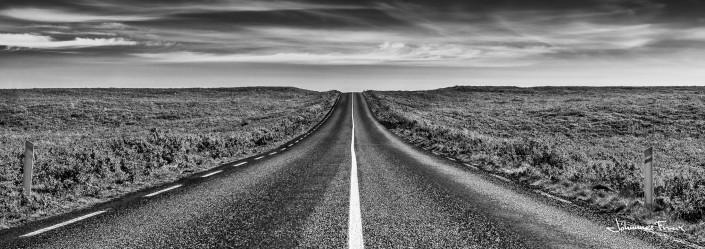 Road at Solheimasandur Johannes Frank