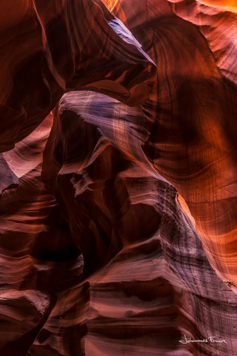 Travel Images Cougar Antilope Canyon USA Johannes Frank