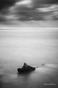 Rock on the sea Johannes Frank