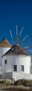 Santorini Windmill Johannes Frank