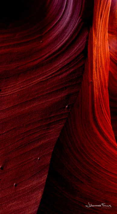 Travel Images Red rock Antilope Canyon Johannes Frank