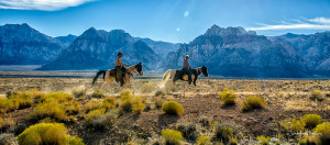 Horsemen Red Rock Canyon Johannes Frank