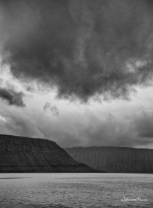 In Eagle Fjord Arnarfjordur Iceland Johannes Frank