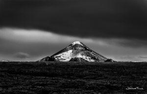 Keilir mountain Johannes Frank