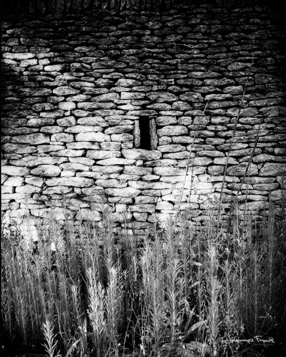 Small Window south France Johannes Frank