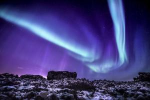 northern lights aurora johannes frank