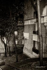 Montparnasse Johannes Frank