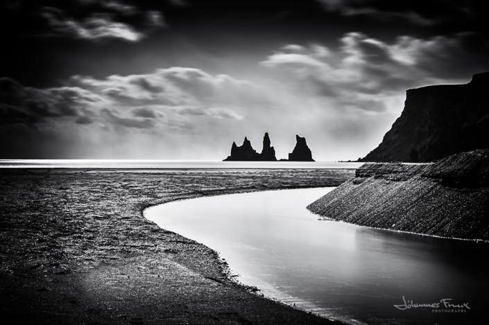 Reynisdrangar Iceland Johannes Frank