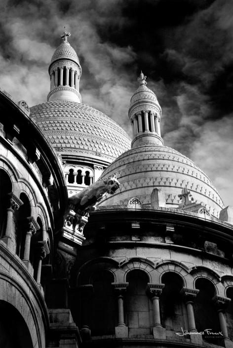 Sacré-Cœur, Paris Johannes Frank