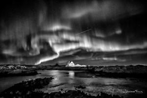Straumur Northern Lights Johannes Frank