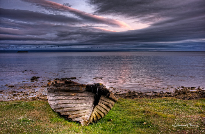 Old Boat Tjornas Johannes Frank