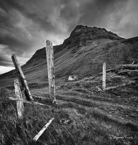 Arnarnes Dyrafirdi Iceland