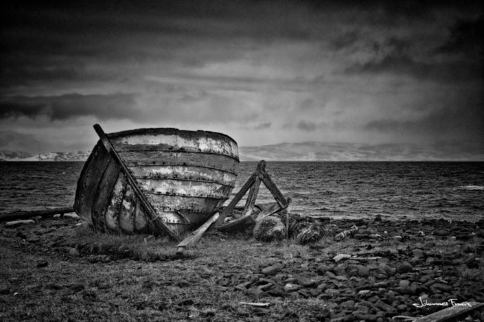 Abandoned Places Boat