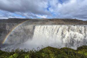 Icelandic landscape Dettifoss Johannesfrank.com