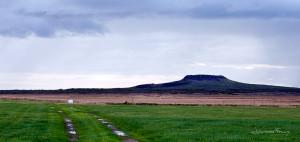Icelandic landscape Eldborg volcano crater Johannes Frank