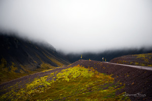 Montain road Hrafnseyrarheidi Johannes Frank