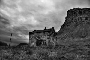 House at Arnarnúpur Keldudalur