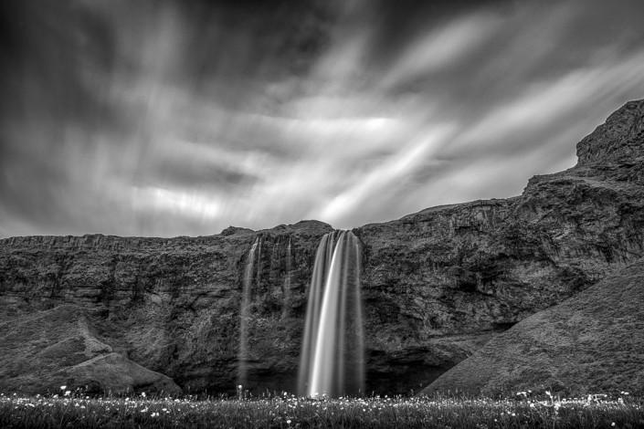 Seljalandsfoss waterfall Johannes Frank