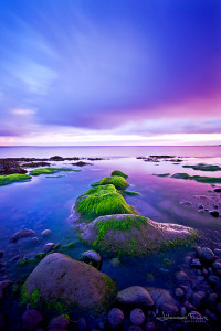 Icelandic landscape The Available Colors by Johannes Frank