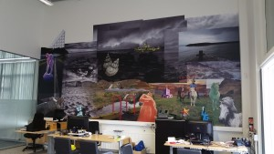 A 7x4 meter image made with Samsung phone