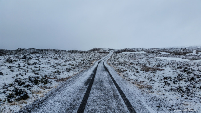 Road to Djupalon Johannes Frank
