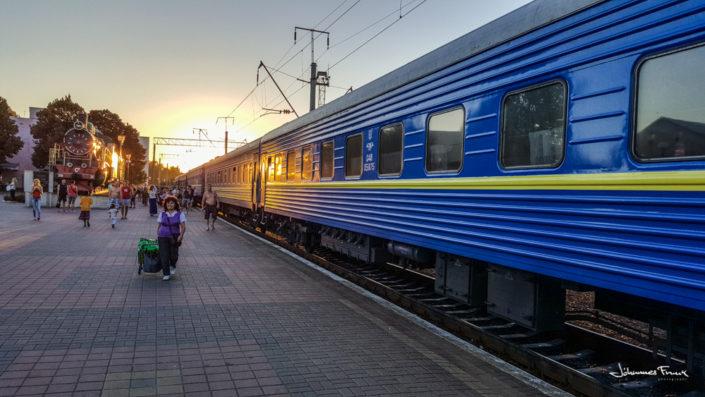 Ukrainian Railways - Офіційний веб-сайт Укрзалізниці Johanens Frank.com