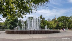 This is the well in downtown Mariupol johannesfrank