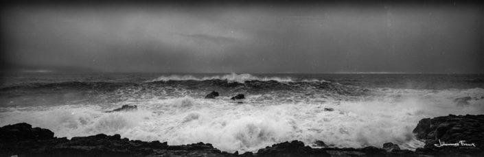 Waves at Malarrif Snaefellsnes johannes frank