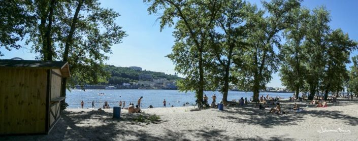 Dnieper sandy beach johannesfrank