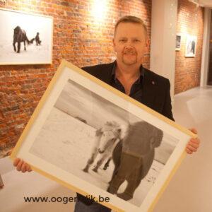 Johannes Frank at OOgenblik gallery